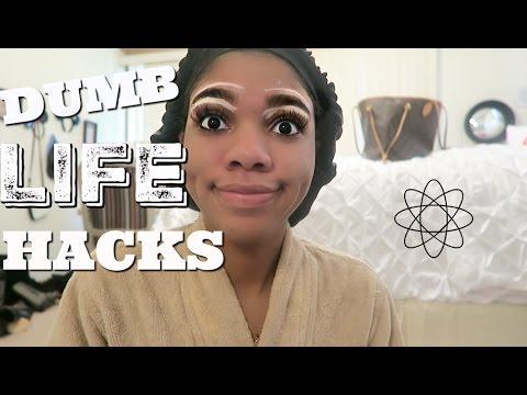 Dumb Life Hacks That Actually Work!!