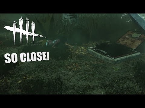 SO CLOSE! | Dead By Daylight THE DOCTOR