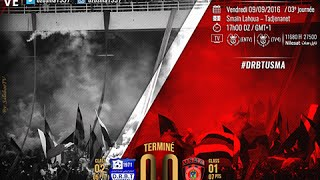 ملخص مباراة دفاع تاجنانت و اتحاد العاصمة 0-0 [09-09-2016] DRBT 0-0 USMA دوري موبيليس للمحترفين