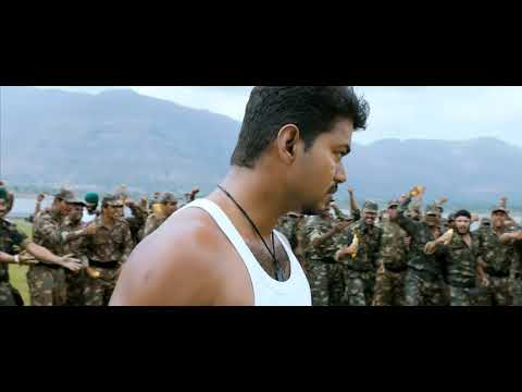 Thuppaki intro mass BGM - Vijay mass BGM