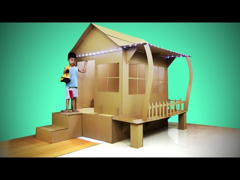 cardboard-house-#5-how-to-make-a-cute-house-for-kids-|-see-and-do