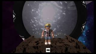 Roblox - Stargate Universe - Destiny Interior/Exterior