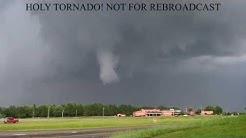 Boswell to Hugo Oklahoma Tornadoes 5-9-16