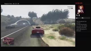 GTA V online live stream with Lepricorn
