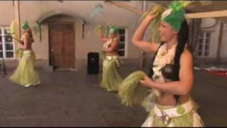 Dance group Mareva