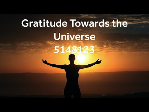 Grabovoi Numbers - Gratitude Towards the Universe - 5148123