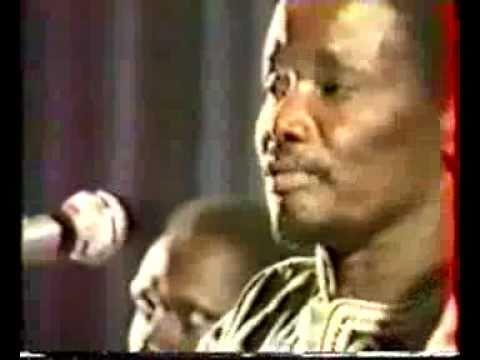 Serigne Sam Mbaye : Conference a Lyon, France 1991