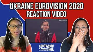 Ukraine | Eurovision 2020 Reaction | Go_A - Solovey (Соловей)