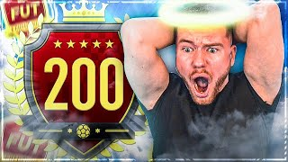 FIFA 21: SCHWITZEN UM TOP 200 🔥🔥 WEEKEND LEAGUE STREAM