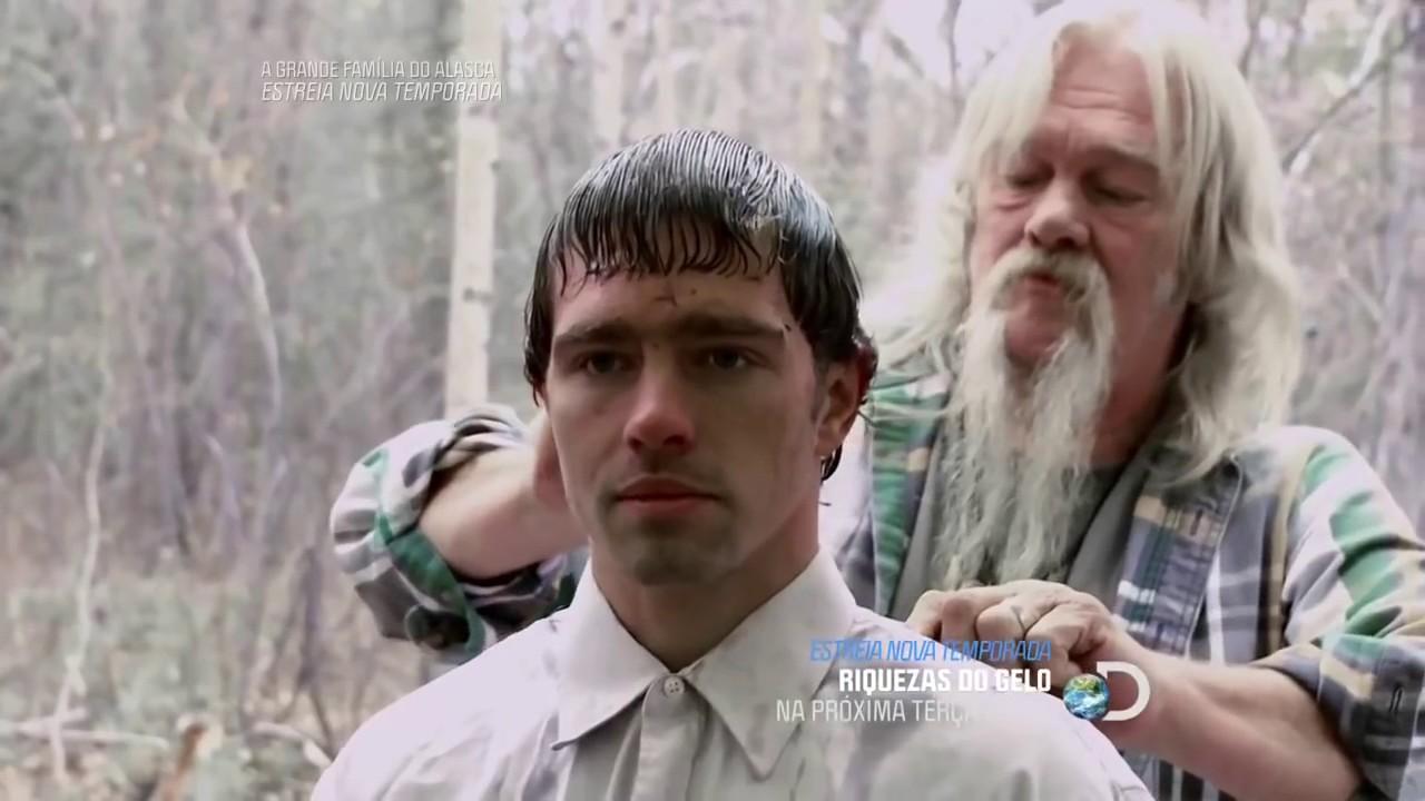 A Grande Familia Do Alasca Previa 1º Episodio Temporada 1 Youtube
