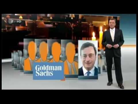 Die Group of Thirty G30 - Mario Draghi und Goldman Sachs 06.12.2012 - die Bananenrepublik