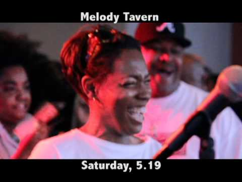 The Saturday Social Mixer Day Party & Concert with Secret Society LIVE, May 19th @ Melody Tavern