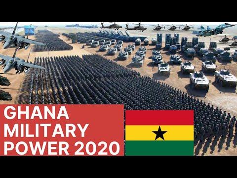 GHANA Deadliest Military Power Latest | Armed Forces | Air Force | Army | Navy