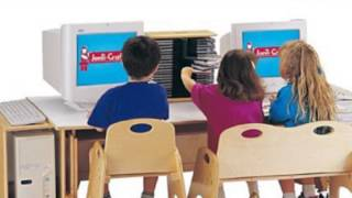 Computer Table - 60 Inch - Blue - School And Play Furniture (baby Product)