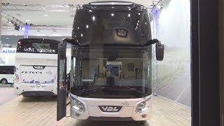 VDL Futura FDD2 Double-Decker Bus Exterior and Interior