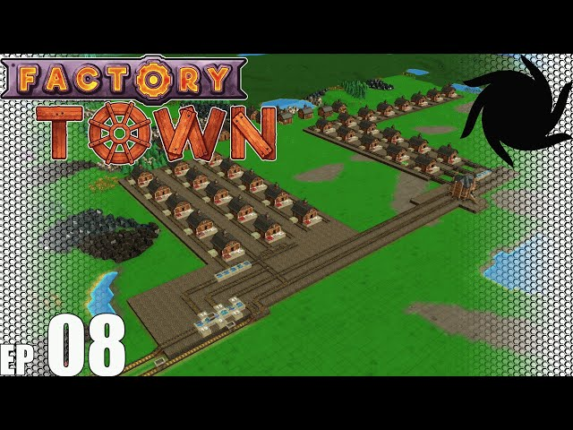 Factory Town Grand Station - 08 - Starting The Build