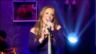 Mariah Carey - I Want to Know What Love Is [LIVE] @AlanCarr