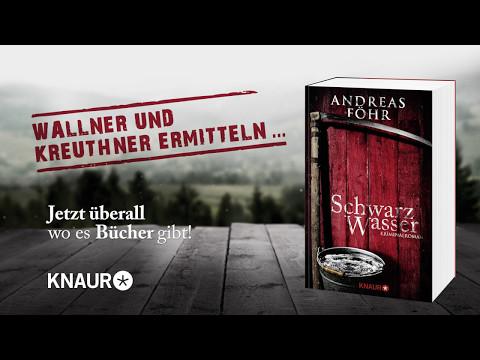 Schwarzwasser (Kommissar Wallner 7) YouTube Hörbuch Trailer auf Deutsch