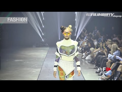 VFILES Runway in partnership with Depop - PIERRE-LOUIS AUVRAY SS 2020 New York - Fashion Channel