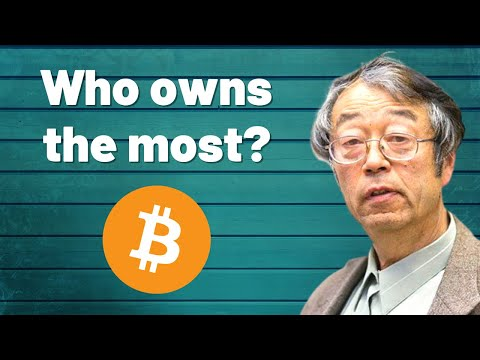Who Owns The Most Bitcoin? (SURPRISING Answers)