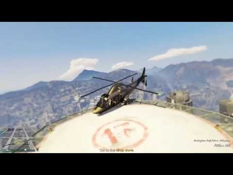 GTA5 cargo delivery w friends