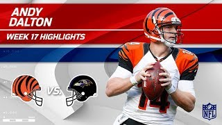 Andy Dalton Highlights