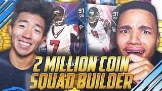 2 MILLION SPENDING SPREE VS THATWALKER! Madden 19 Ultimate Team