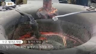 알루미늄 합금 주물 기술