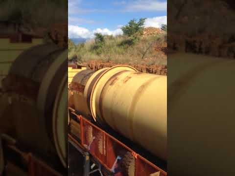 Mozambique gold mine