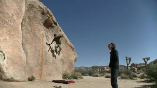 Rock climbing - Too Much Chalk