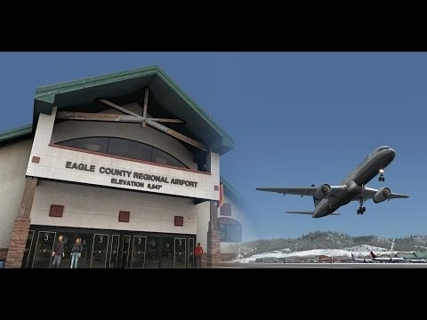 ORBX Eagle County Regional Airport