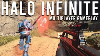 Modo un disparo y modo zombie / Halo INFINITE GAMEPLAY