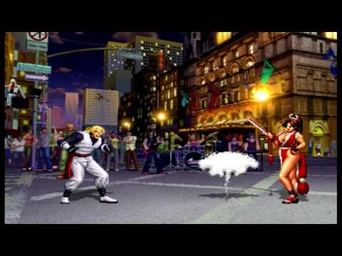 King Of Fighters 2002 UM Special Intro Part 1 |