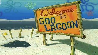 Spongebob Schwammkopf \\\x22Ah, die Goo Lagoon!\\\x22   Bosslimo