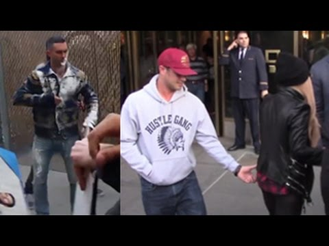 Celebrities Getting Assaulted By Fans- Adam Levine, Ariana Grande, Lady Gaga And More