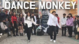 "TONES AND I - ""DANCE MONKEY"" Dance Cover By. GDMCREW / Lia Kim Choreography"