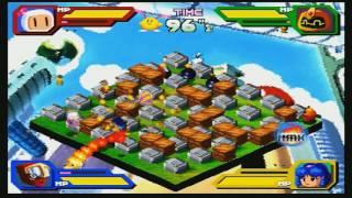 Saturn Bomberman Fight! (Saturn) Gameplay