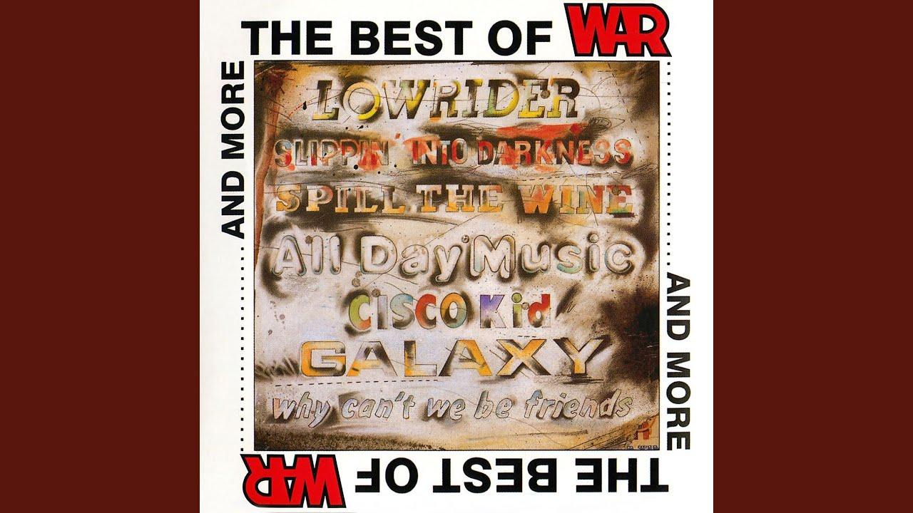 LIVIN' IN THE RED Lyrics   WAR   eLyrics.net
