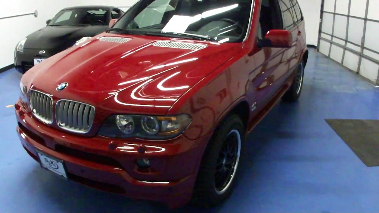 2005 bmw x5 4.8is soldslxi sn993 - youtube