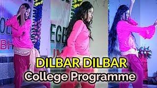 Dilbar Dilbar Full Dance Video [My College Programme]     HD 720pix