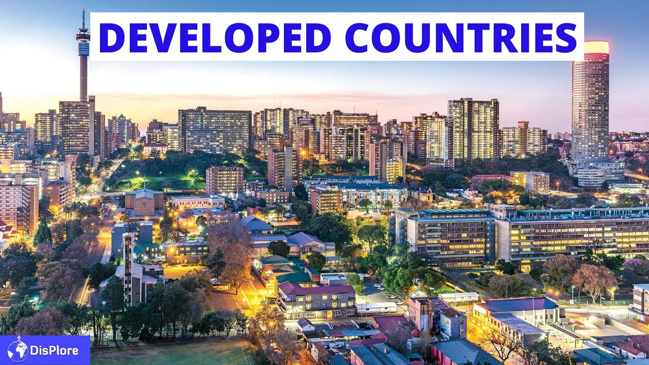 20 Most Developed Countries in Africa 2020