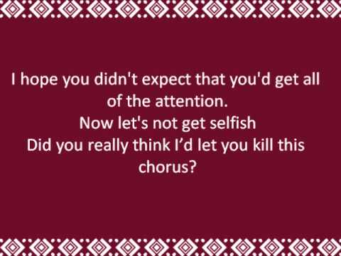 P!ATD Lying is the most fun with Lyrics!