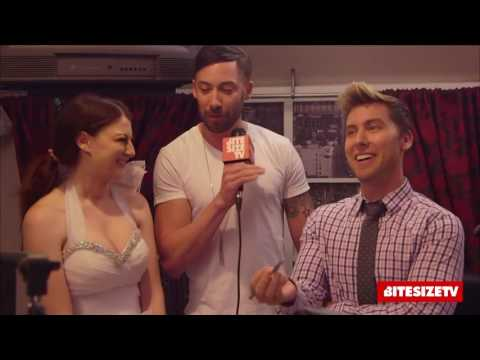 Lance Bass' Reality TV Obsession   Reality Relapse  Ep 6    Celebrity Interview