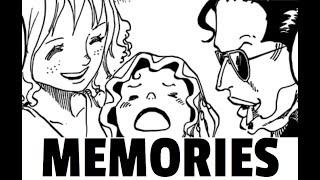 Señor Pink AMV - Memories ( Marron 5 ) - One Piece