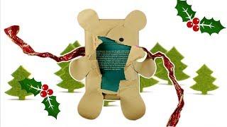送人有面子:3種簡單聖誕禮物包裝法