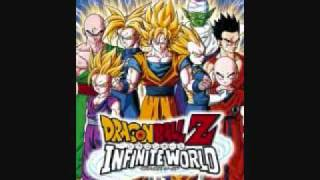 Download Dragonball Z Infinite World: Vital Atomz MP3 song and Music Video