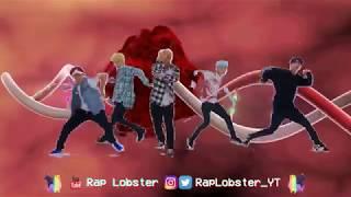 BTS dancing DNA inside DNA
