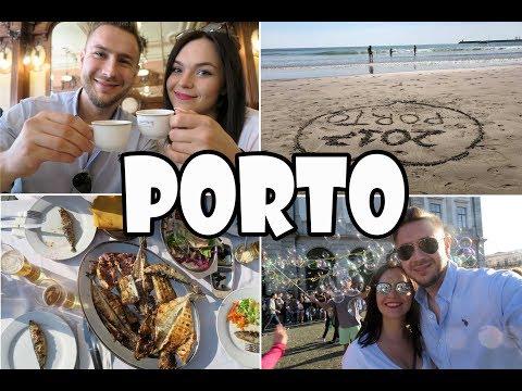 ParaKulinarne Tripy: PORTO- Portugal // FOOD Travel