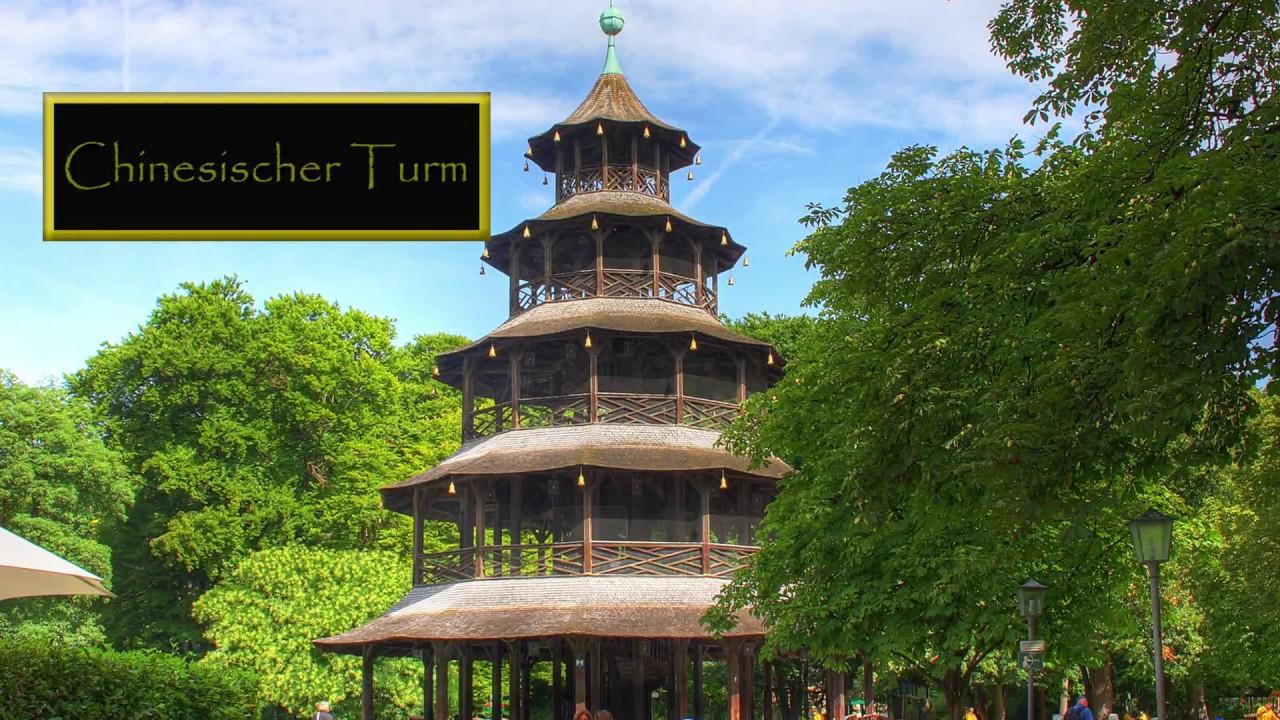 Englischer Garten Muenchen Munich Youtube