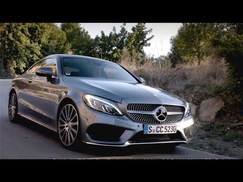 The new C-Class Coupé. On a perfect mile - Mercedes-Benz original